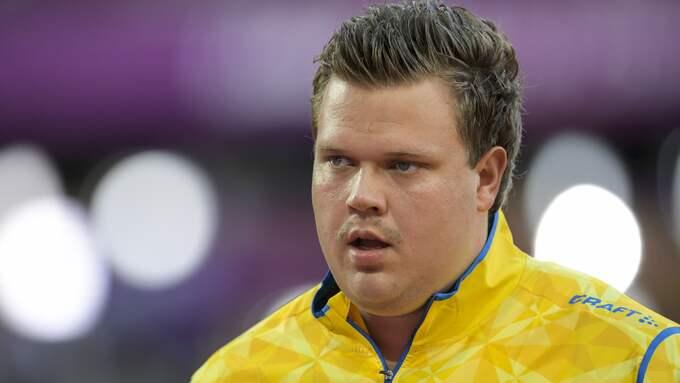 Daniel Ståhls silverkast på VM kan ha blivit felmätt. Foto: JOEL MARKLUND / BILDBYRÅN