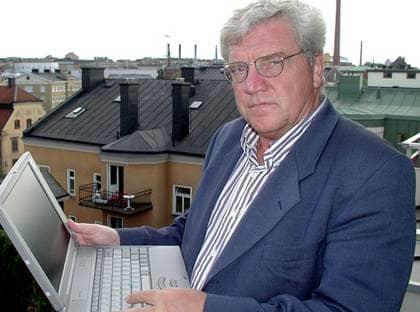 Owe Sandberg. Foto: Hallberg Leif