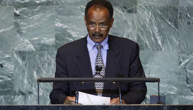 Kontakten mellan Sverige och Eritrea har upphört, enligt Eritreas president Isaias Afewerki. Foto: Chip East