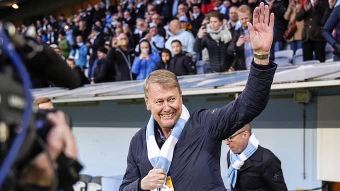 Åge Hareide tog Malmö FF till dubbla gruppspel i Champions League. Foto: PETTER ARVIDSON / BILDBYRÅN