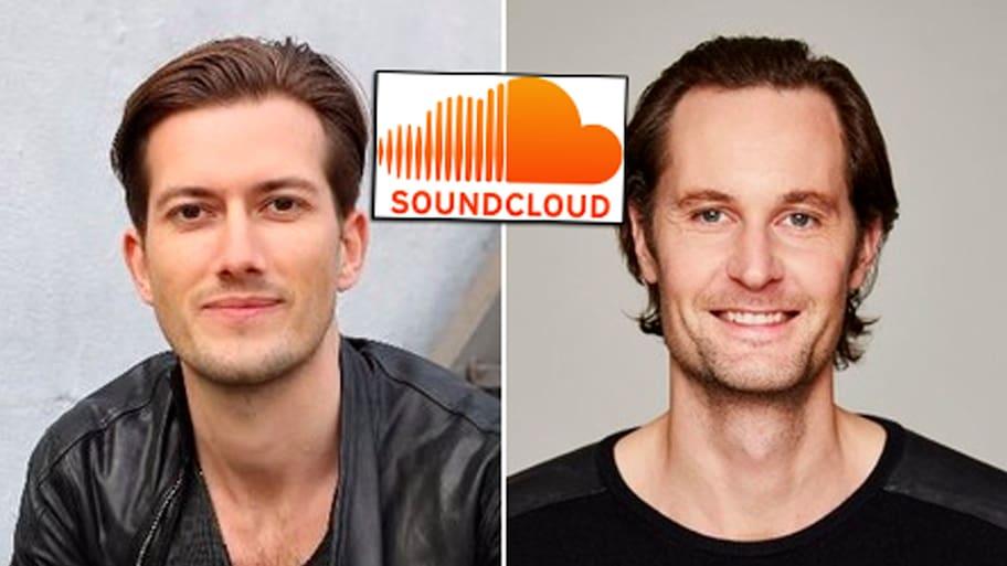KTH-studenten Alex Ljung och hans kompis, musikern Eric Walforss, grundade