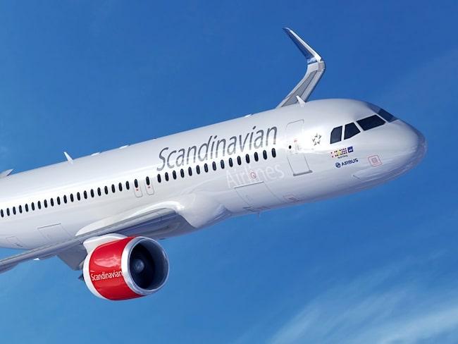 SAS är ett av flera flygbolag med dagliga avgångar till olika destinationer i Spanien.