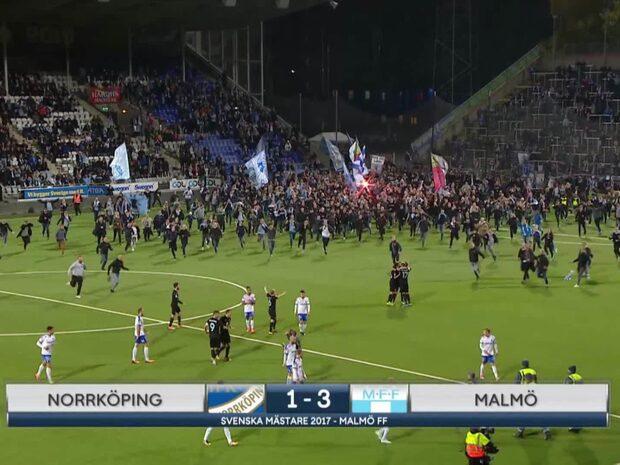 Höjdpunkter: IFK Norrköping-Malmö FF