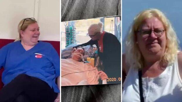 Anna-Lena, 56, knivhöggs till döds – 13-årig pojke misstänkt