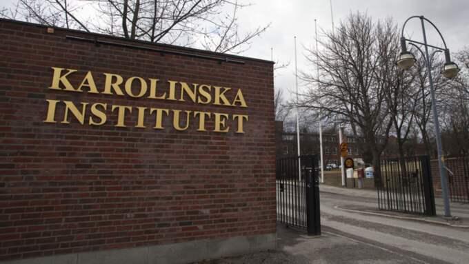 Karolinska institutet. Foto: Lisa Mattisson Exp