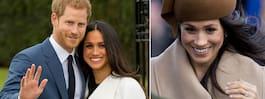 """Så förbereder sig Meghan för det  """"vita och klassiska"""" bröllopet"""