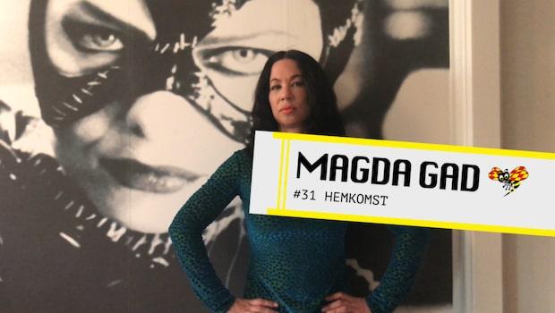 Magda Gad - Hemkomst