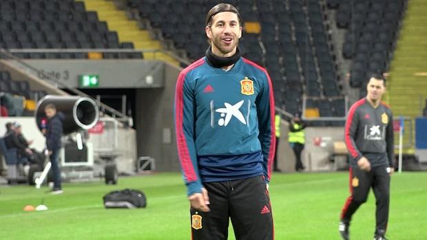 "Granqvist: ""Kommer ge oro i Spaniens lag"""