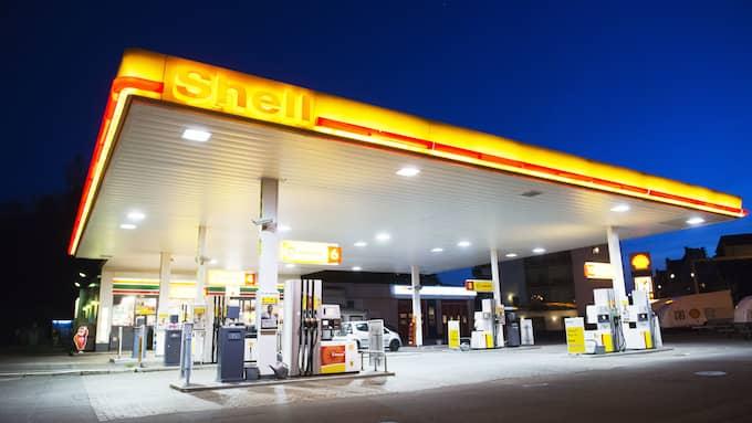 Shell-bluffarna slår till digitalt. Foto: THEO ELIAS LUNDGREN
