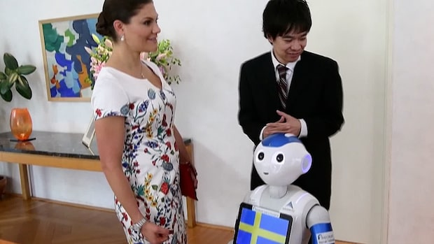 Ska vi behöva vara rädda för robotutvecklingen?