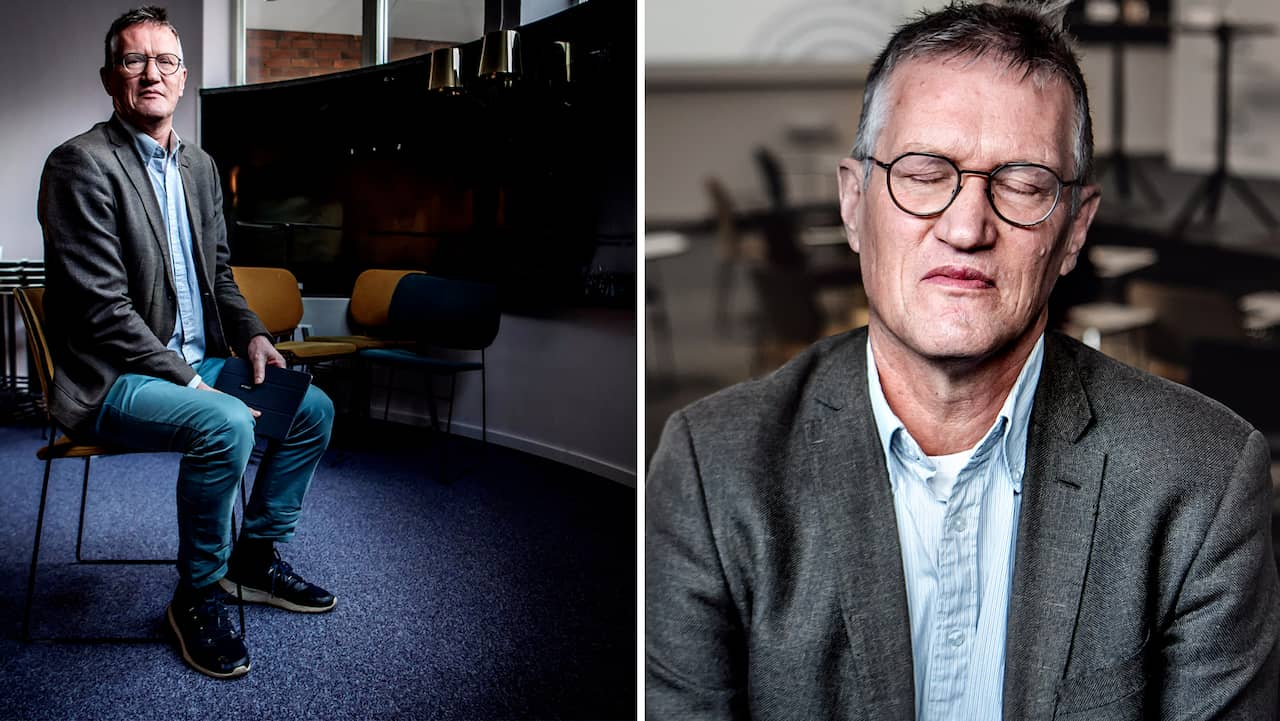 """Tragedin som formade Anders Tegnell: """"Hemskt"""""""