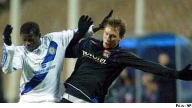 Kim Källström rev och slet när han fick chansen från start. Dessutom smällde han 2-0 mot Kiev.