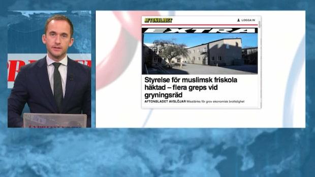 Styrelsen för muslimsk friskola häktad