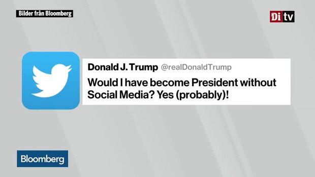 Världens affärer 13:30 - Vita huset håller sociala medie-toppmöte