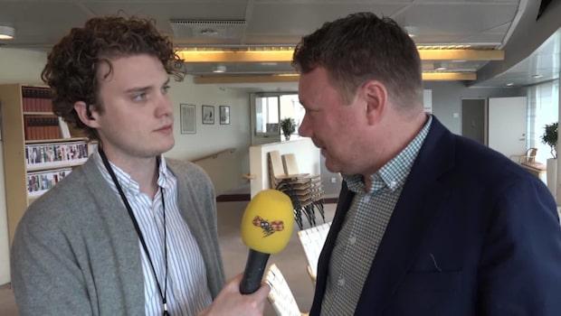 "Niklas Svensson: ""Allianssprickan växer"""