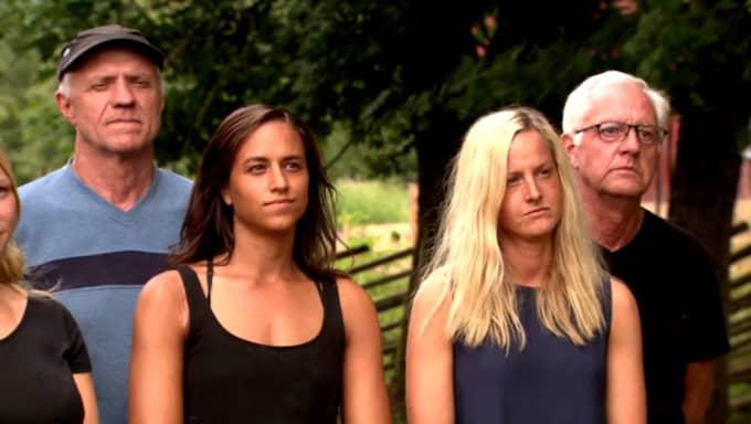 TV4 straffade deltagarna efter strejken. Foto: TV4