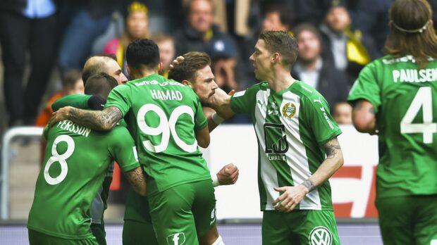 Highlights: AIK-Hammarby 17/4