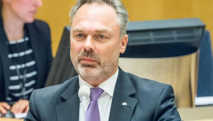 Jan Björklund, partiledare för Liberalerna. Foto: Pelle T Nilsson