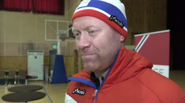 "Norske tränaren: ""Stina är guldfavorit"""