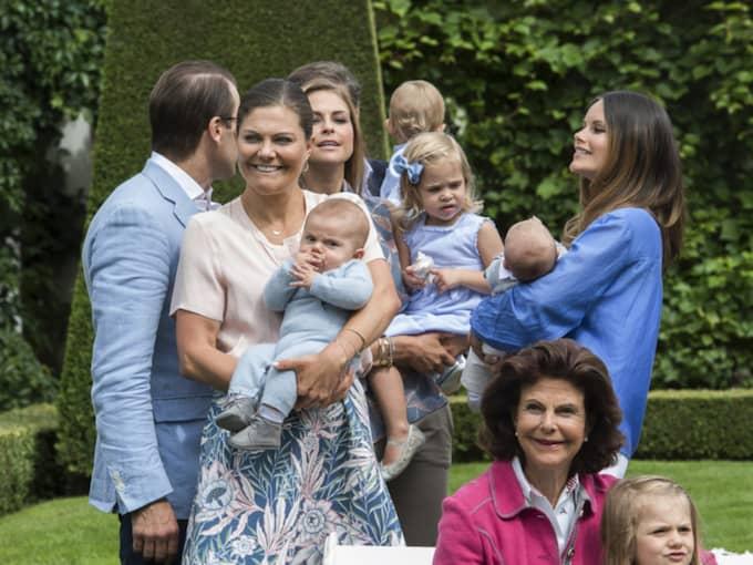 Återigen har de svenska prinsessorna bevisat att de har riktig stilkoll. Foto: Jonas Ekströmer/TT