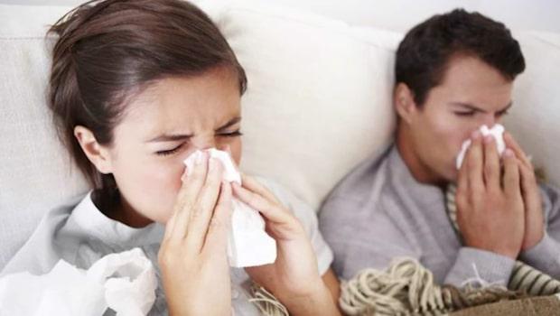 Tusentals svenskar sjuka i influensa