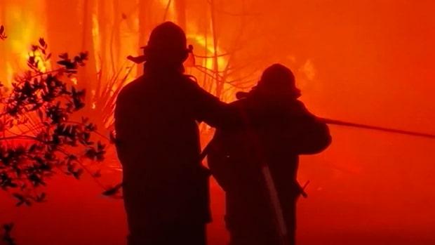 Bränderna i Australien kan ta ta veckor att släcka