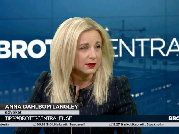 Anna Dahlbom Langley: Vårdtiden kan bli längre än ett fängelsestraff