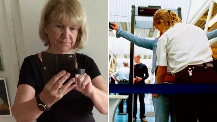 Den 78-åriga före detta gymnastikdirektören och språkläraren från Södermalm i