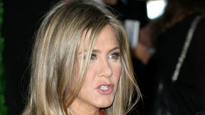 Jennifer Aniston uppges vara rasande över avslöjandet. Foto: ER/FAMEFLYNET PICTURES / STELLA PICTURES