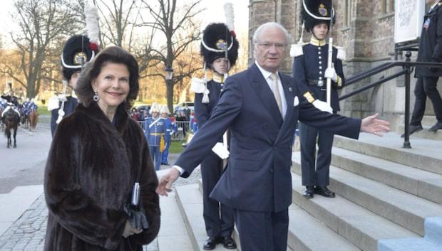 Hemligt värre kring kungens 70-årsfirande