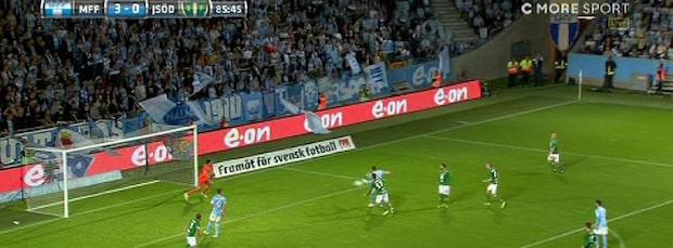 Malmö-Jönköpings Södra 4-0