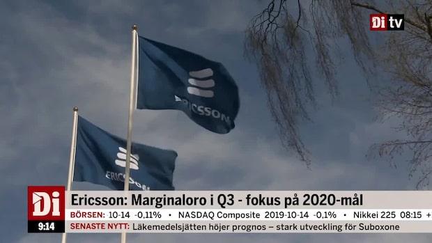 """Olavi om Ericsson: """"Jag tror att det kan var press på dem"""""""