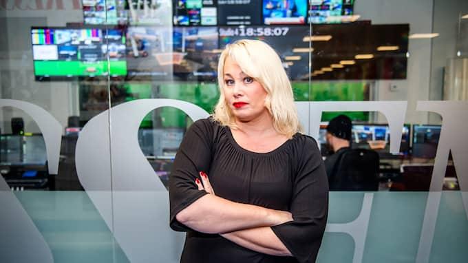 Ann Heberlein, riksdagskandidat för Moderaterna. Foto: ANNA-KARIN NILSSON