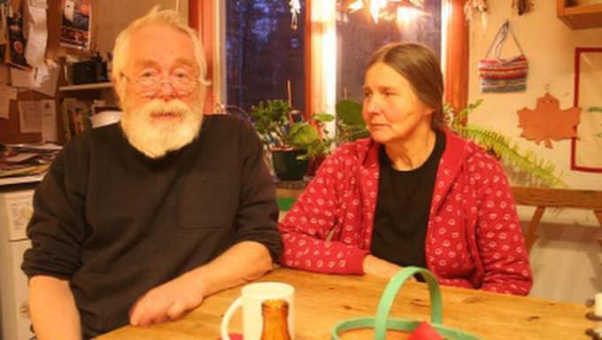 CHOCKFAKTURA. Lars-Erik Jevås och Christina Nilsson fick en chockfaktura av Partille kommun. Foto: CENTRUM FÖR RÄTTVISA