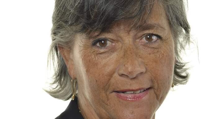 Lisbeth Sundén Andersson (M), riksdagsledamot. Foto: PRESSBILD