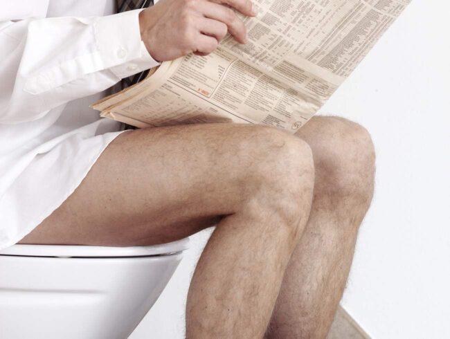 benen domnar när jag sitter