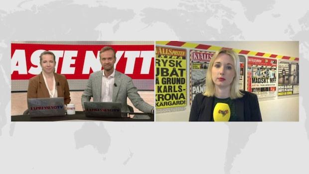Här är morgonens nyheter från Sydsverige 18 juni