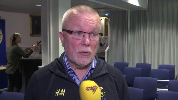 """Boork hyllar truppen inför OS: """"Är en Nicklas Lidström i miniatyr"""""""