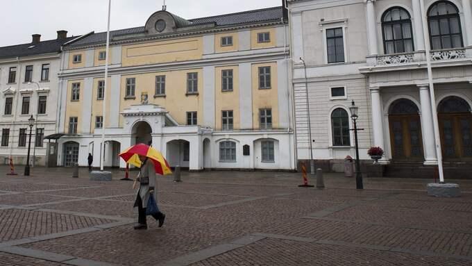 Vd:n Ove Erikson får nu sparken av styrelsen. Foto: JONAS TOBIN