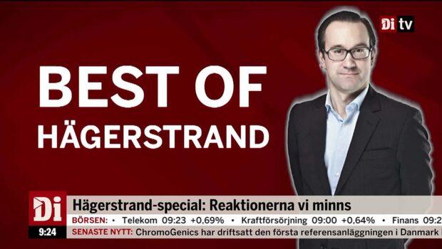 Best of Börsmorgon: Hägerstrands reaktioner