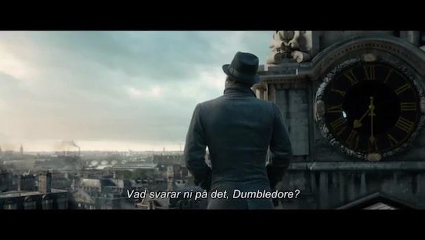 Här är trailern till nya Harry Potter-filmen