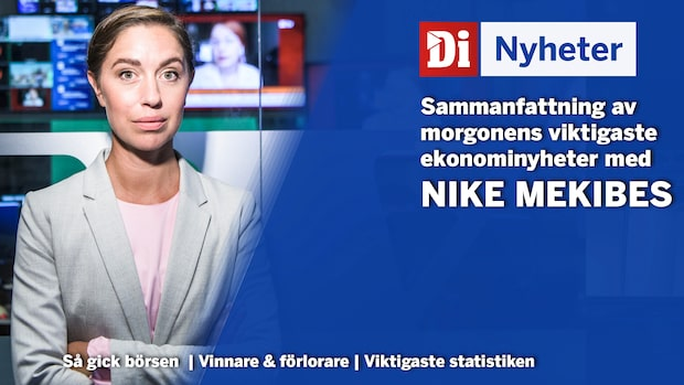 Di Nyheter: Stockholmsbörsen handlas på all time high - Nordea tappar efter störägarens försäljning