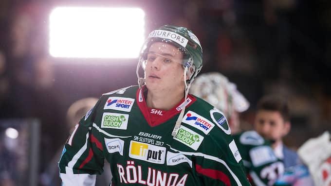 Victor Olofsson. Foto: MICHAEL ERICHSEN / BILDBYRÅN