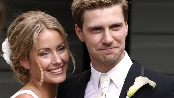 Jessica Wahlgren var tidigare gift med Linus Wahlgren, 39. Foto: Suvad Mrkonjic / EXPRESSEN SUVAD MRKONJIC