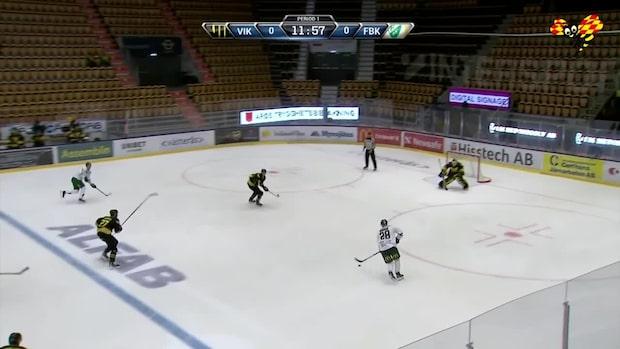 Drömmål när Färjestad slog Västerås