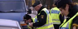 I helgen håller polisen extra nykterhetskontroller