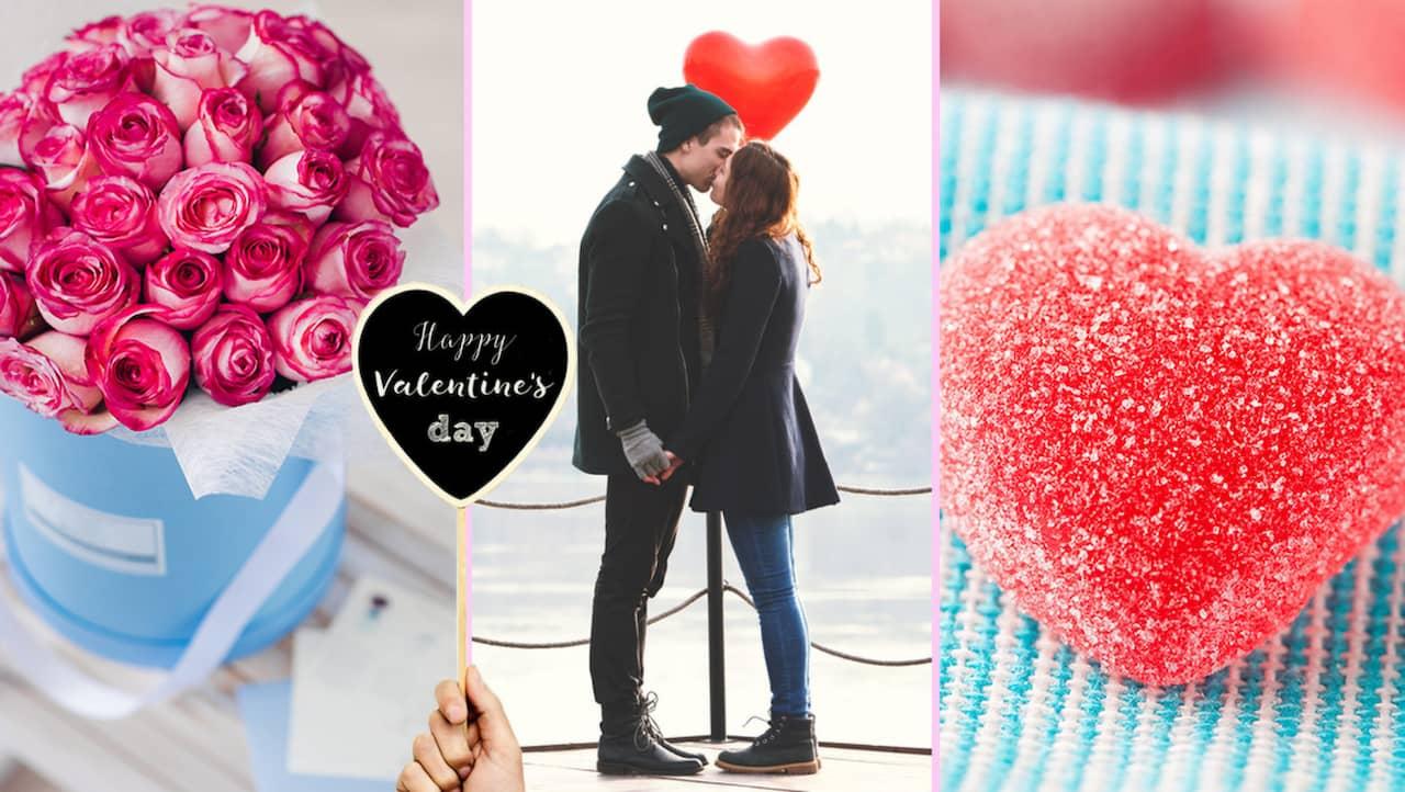 Inte dating alla hjärtans dag-kort