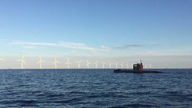 Ubåtsmysteriet - en kropp har hittats i Öresund