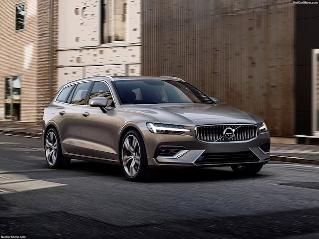 Nya Volvo V60 har fått upp farten – det var den mest sålda bilmodellen i Sverige i september.