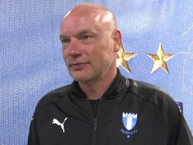 """Uwe Rösler efter premiären som tränare: """"Nöjd med många delar"""""""